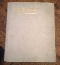 KENTUCKY PIONEER WOMEN 1893 Signed First MARY FLORENCE TANEY Prose/Poems RARE