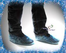 100 stück Überschuhe Einmal Schuhüberzieher Schutzschuh