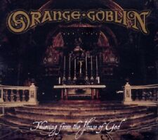 Orange Goblin ‎- Thieving From The House Of God CD - SEALED - Stoner Rock Album