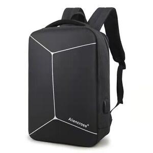 Laptop Backpack Anti-theft Waterproof School Backpacks USB Charging Men Business