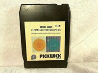 Enoch Light Orchestra 8 Track Stereo Tape Cartridge Pickwick