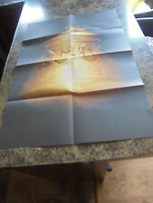 ACDC HELLS BELL LARGE COLOURED POSTER