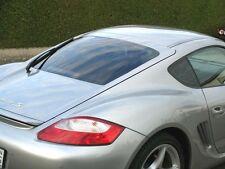 Tönungsfolie passgenau Porsche Cayman (987c) ´05-´13