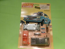 DINKY TOYS ACTION  KIT - FORD ESCORT POLICE  1004 -  THE BLISTER  IS UNOPENED