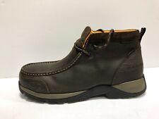 Ariat, Edge Lte Mens Waterproof Work Boot Brown 11.5 D