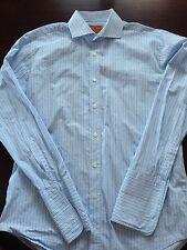 "Men's ""Simon Carter: Carnaby Street"" Button-Down Dress Shirt w/ French Cuffs"