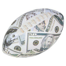 "10"" Money Dollar Bill Football Sports Equipment Supplies Collectibles Prizes"