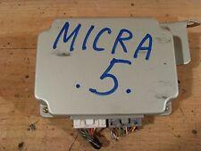 Nissan Micra K12  AU Steuergerät 31036AX610 (5)