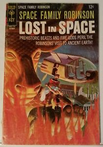 SPACE FAMILY ROBINSON LOST IN SPACE # 24 - OCT. 1967
