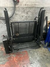 Wheelchair lift disabled access Ramp (Comes From Vauxhall vivaro) Universal Used