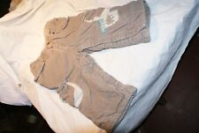 Pantalon/velours kitchoun 12 mois