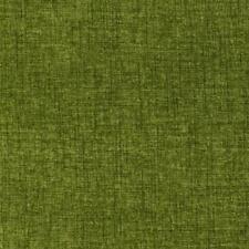 Plush Chenille Upholstery Fabric Green / Kiwi
