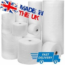 More details for uk bubble wrap small & large bubble - europes cheapest 300 500 750mm 50 / 100m