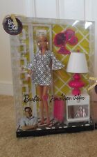 Barbie Doll NIB Jonathan Adler Mattel 50th Anniversary Collectors Pink Label