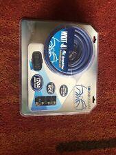 Soundstream Wkit.4 Car Audio 4 Awg Amplifier Installation Kit w/ 120A Manl Fuse
