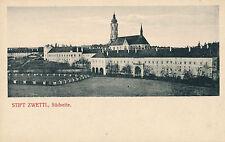 AK vom Stift Zwettl, Südseite, Niederösterreich   (B22)
