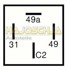 Blinkrelais Blinker Relais  Bus Bulli T2 T3  T4 mit AHK !!   2+1 (6) x 21 Watt