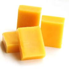 8 Block Organic Beeswax Cosmetic Grade Filtered Natural Pure Yellow Bees Wax Bar