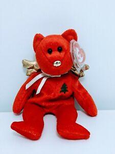 "TY Original Beanie Babies Collection Teddy Bear Plush Doll Christmas Gift 8.5"""