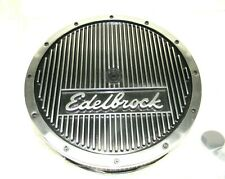 Edelbrock 4207 Vintage Elite Series Air Cleaner NEW