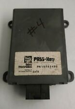 88-89 CAMARO Z28 RS FIREBIRD TA VATS PASS-KEY KEYPASS ANTI-THIEF BOX 1608499 #4
