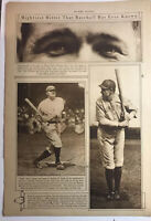 June 3, 1920 Mid-Week Pictorial New York Times Yankees BABE RUTH Queen Elizabeth