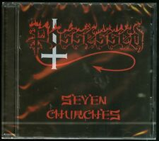 Possessed Seven Churches CD new 2012 reissue German press