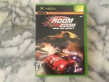 Room Zoom Race for Impact (Microsoft Original Xbox, 2004) Complete