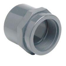 Raccordo PVC incollaggio filetto tubo femmina 16-63 mm 3/8-2 pollici acqua