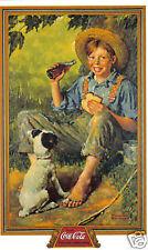 Coke Coca Cola Postcard Advertising Art 6300-06