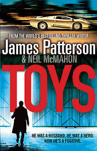 Toys By James Patterson - Paperback - FREE DELIVERY