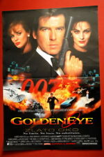 007 JAMES BOND GOLDEN EYE 1995 CROATIAN MOVIE POSTER