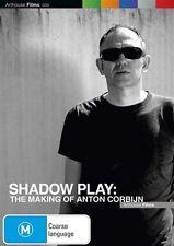 Shadow Play - The Making Of Anton Corbijn (DVD, 2011) Brand New Arthouse