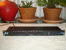 DBX 290, Stereo Reverb Unit, Vintage Rack