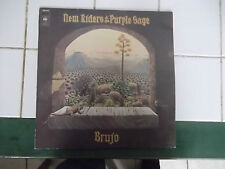 "NEW RIDERS OF THE PURPLE SAGE "" BRUJO""  COUNTRY ROCK"
