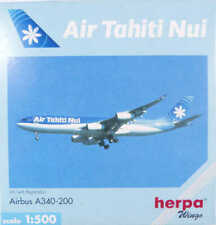Airbus A340-200 Air Tahiti Nui F-OITN Herpa 507332 1:500