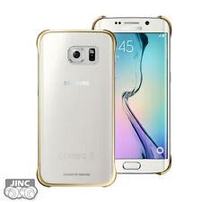 Original Genuine Samsung SM-G925A/G925F Galaxy S6/S-6 EDGE Clear Back Cover Case