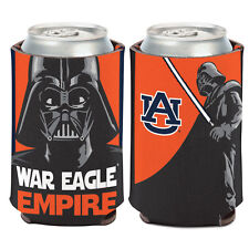 Auburn University Can Cooler 12 oz. Star Wars War Eagle Empire Koozie