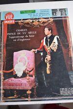 POINT DE VUE N° 1182 CHARLES PRINCE D'ANGLETERRE MAROC HASSAN II 1971