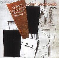 Johann Sebastian Bach - Italien Concerto English Suite No 5 Partito [CD]