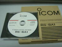 Icom RS-BA1 Version 2 IP Remote Control Software Japanese