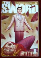 Sword (2007) #13 - First Print - Comic Book - The Luna Brothers - Image Comics