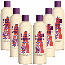 Aussie Colour Mate With Australian Wild Peach Conditioner 400ml Pack Of 6