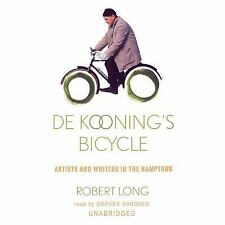 Gardner, Professor Grover : De Koonings Bicycle: Artists and Writers CD
