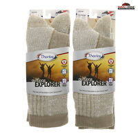 2 Pair Thorlos Hiking Socks ~ Medium ~ New