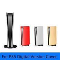 Skin Shell Case Cover Replacement Plate For PS5 Disc Console Version New