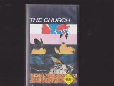 THE CHURCH EMI 60049 SELF TITLED  RARE AUSTRALIAN PAL VIDEO VHS PAL  A RARE FIND