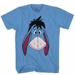 Winnie The Pooh Eeyore Face Costume T-Shirt
