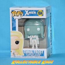 X-men Emma Frost Diamond Pop Vinyl Figure Funko #184