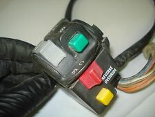 2008 Arctic Cat 700 Efi Atv Left Bar Control Switches Start Kill Stop Head Light